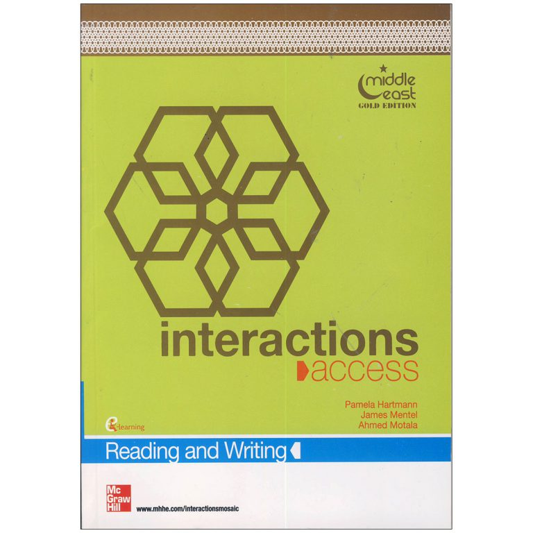 Interaction Access Reading and Writing Gold Edition