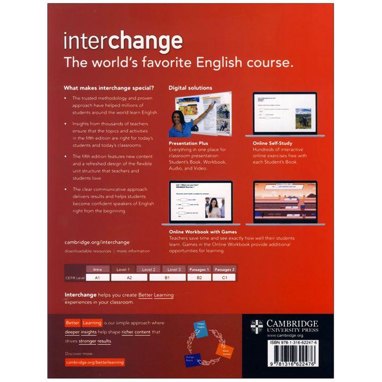Interchange 1 Fifth Edition