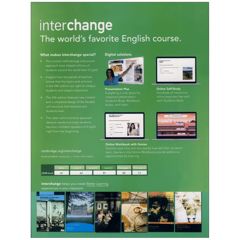 Interchange 3 Fifth Edition