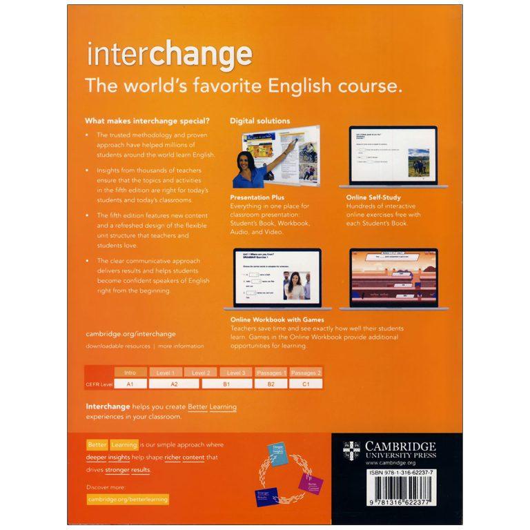 Interchange Intro Fifth Edition