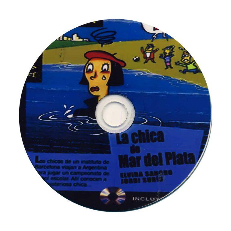 داستان اسپانیایی La chica de mar del plata