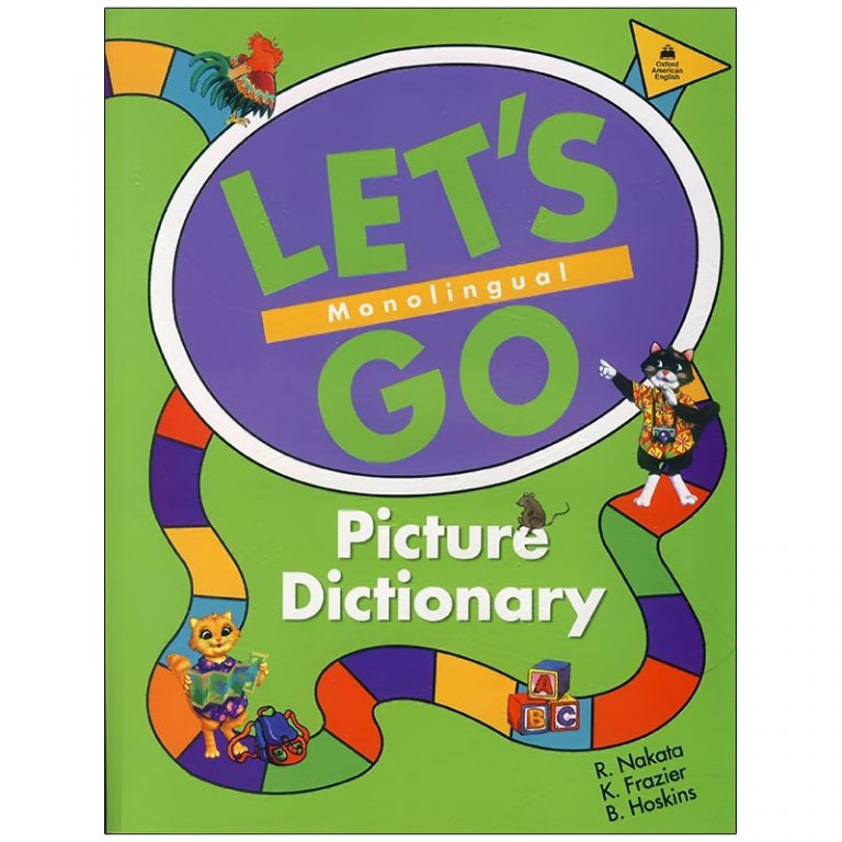 lets Go Picture Dictionry