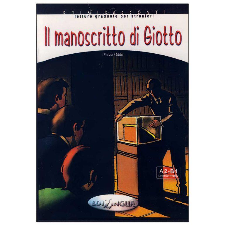 داستان ایتالیایی Il Manoscritto di Giotto