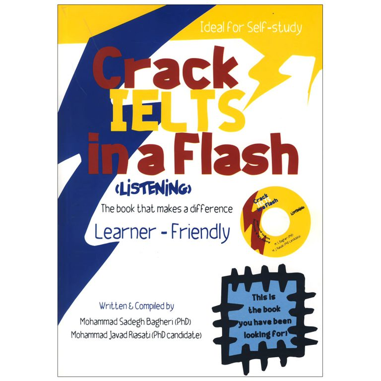 Crack IELTS In A Flash Listening