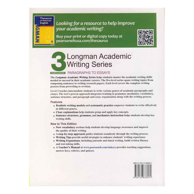 Longman Academic Writing Series 3