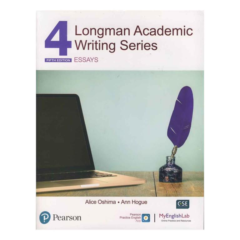 Longman Academic Writing Series 4