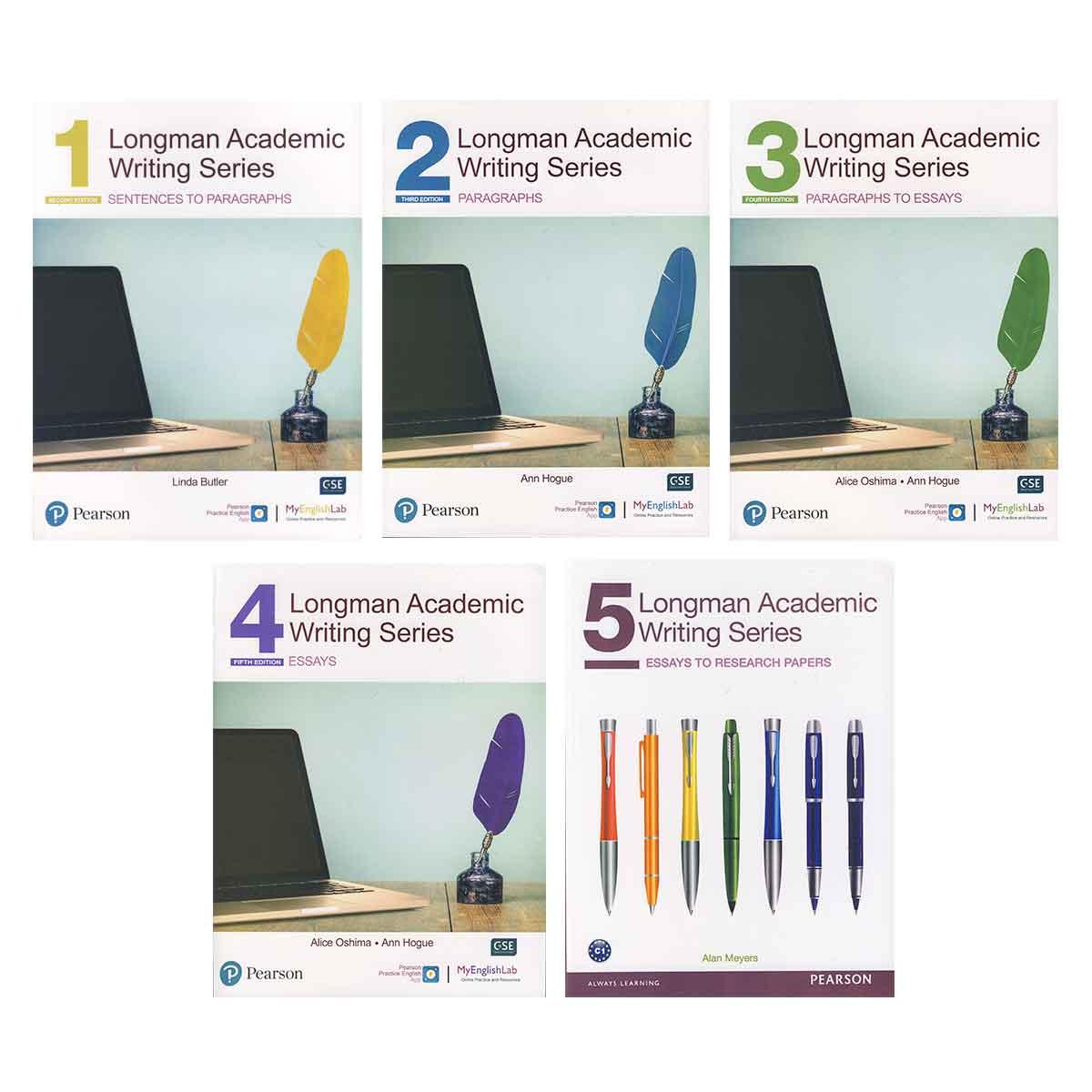 longman-academic-writing-series-pack-1