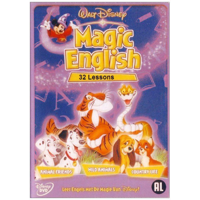 Magic English Walt Disney