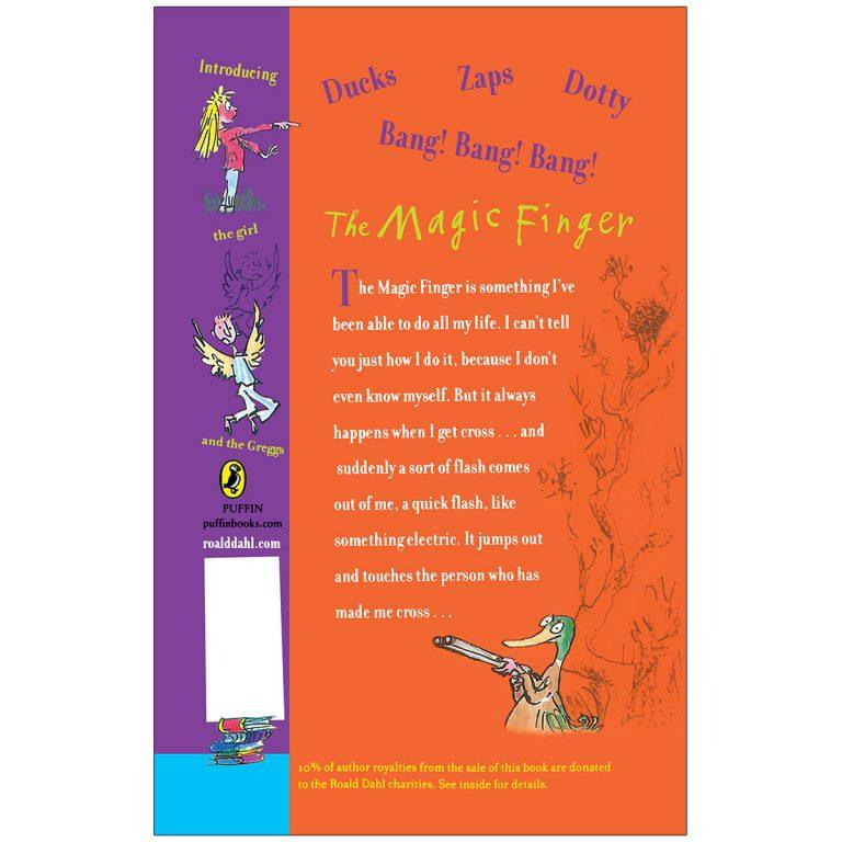 The Magic Finger Roald Dahl