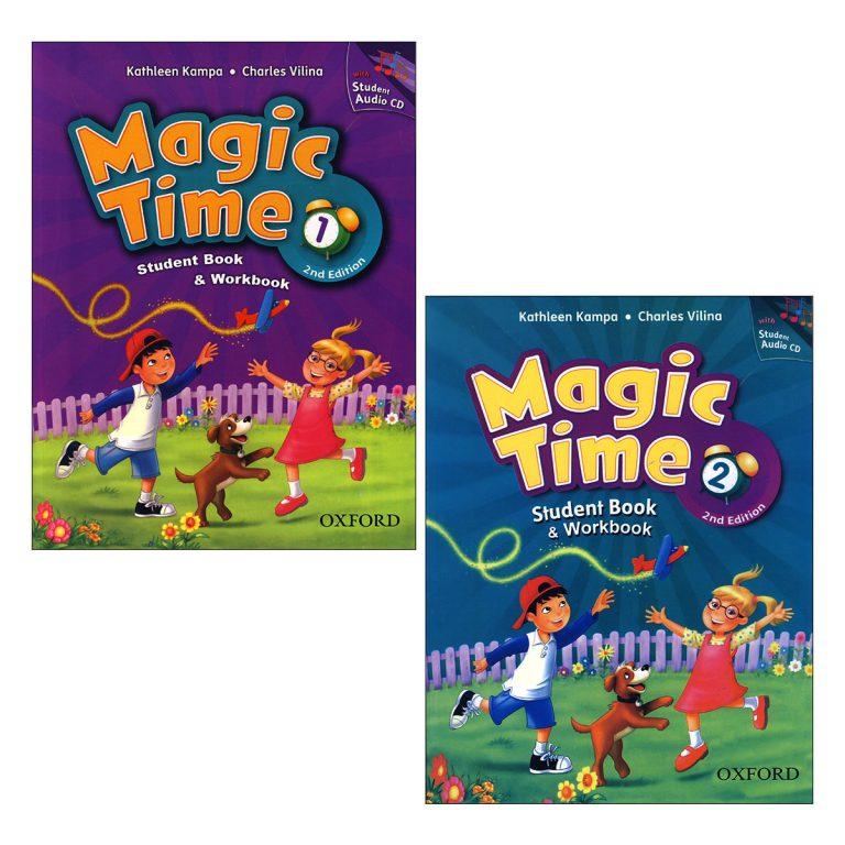 Magic Time book series