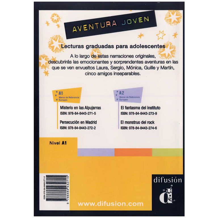 داستان اسپانیایی Msterio en as Alpujarras