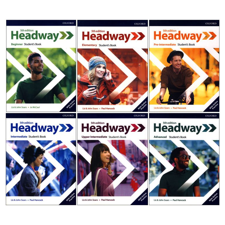 Headway Book Series 5th edition