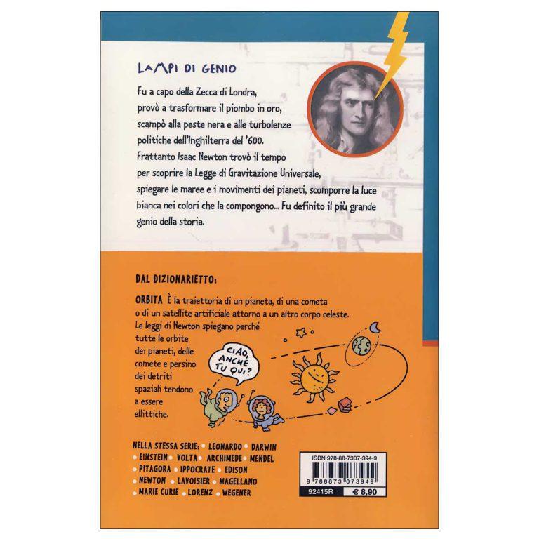 داستان ایتالیایی Newton