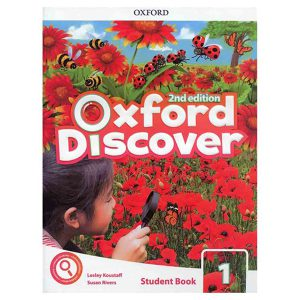 Oxford Discover: 1: Student's Book by Lesley Koustaff and Susan Rivers