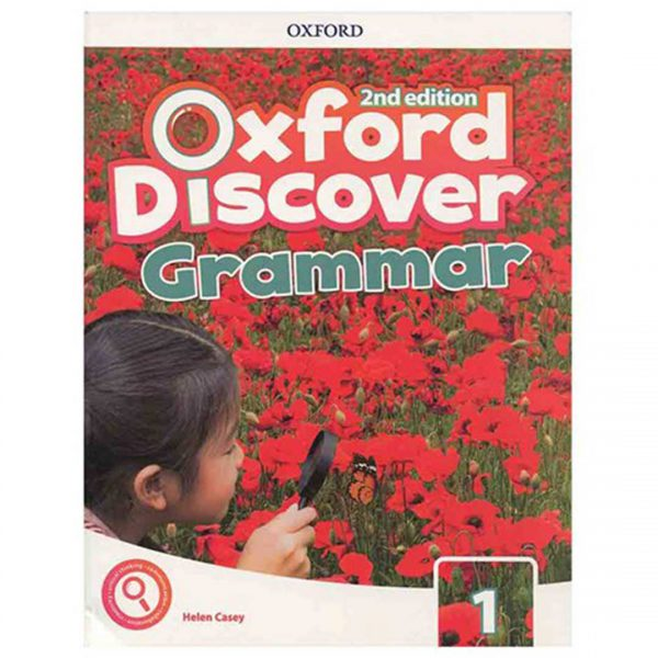 Oxford Discover - Grammar, Level 1 Book by Helen Casey