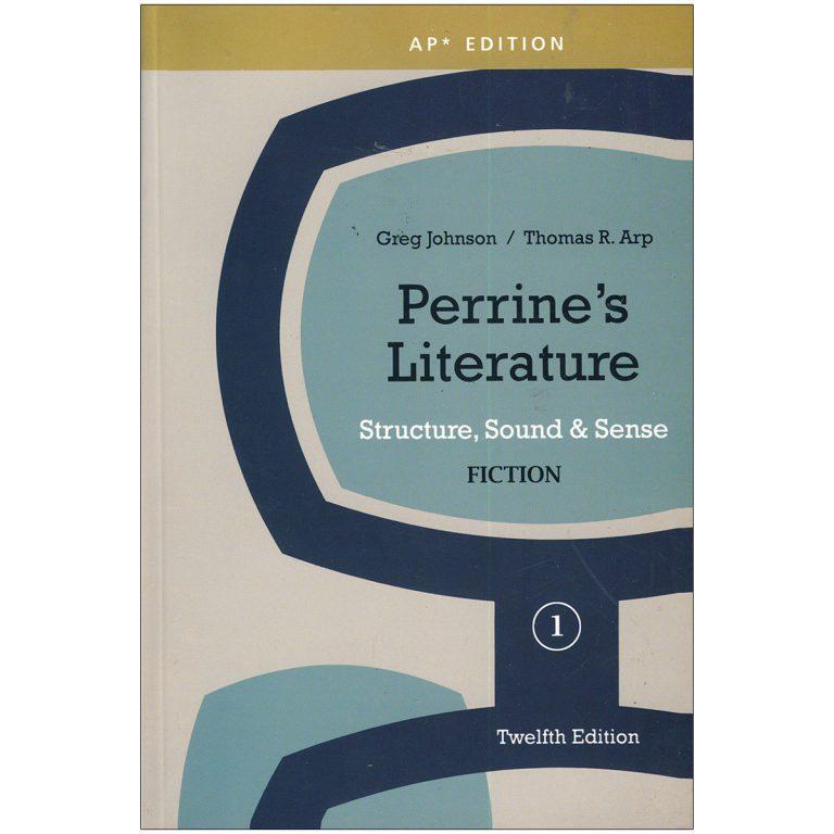 Perrines Literature Fiction 1