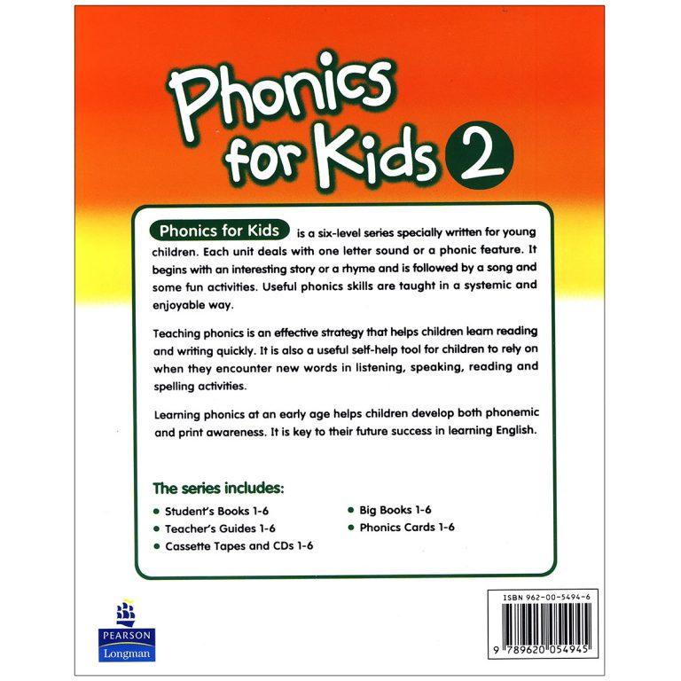 Phonics for Kids 2