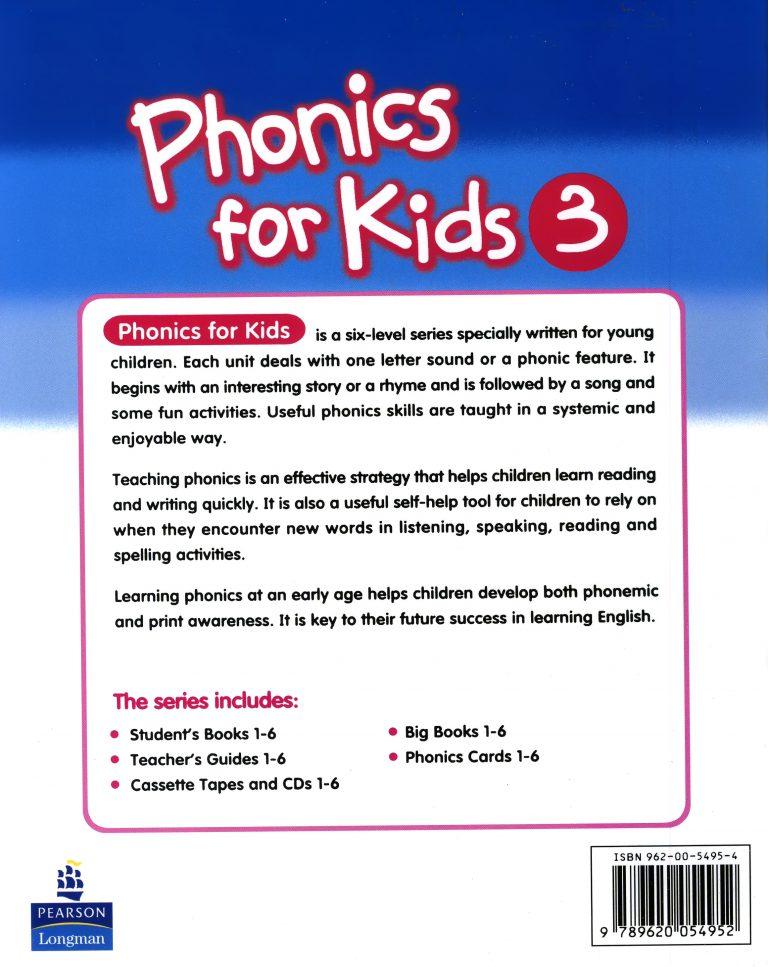 Phonics for Kids 3