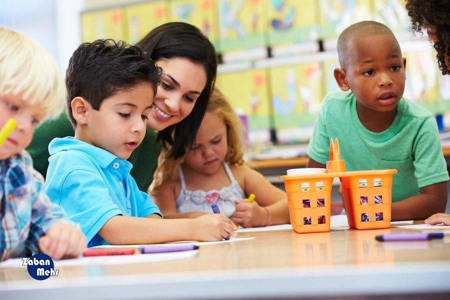 یادگیری زبان کودکان, سن آموزش زبان دوم به کودکان