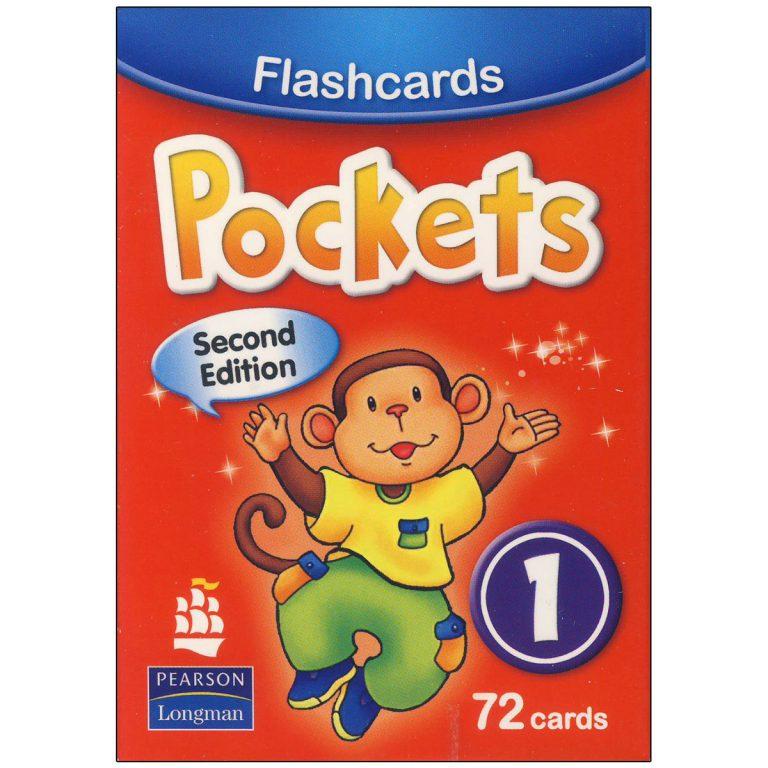 فلش کارت pockets 1