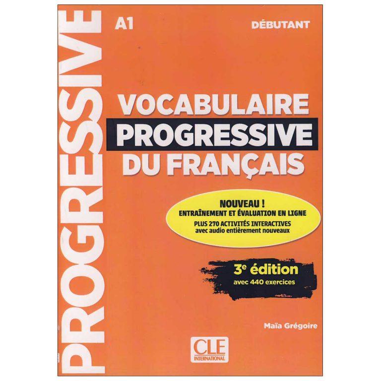 Vocabulaire Progressive Du Francais Debutant