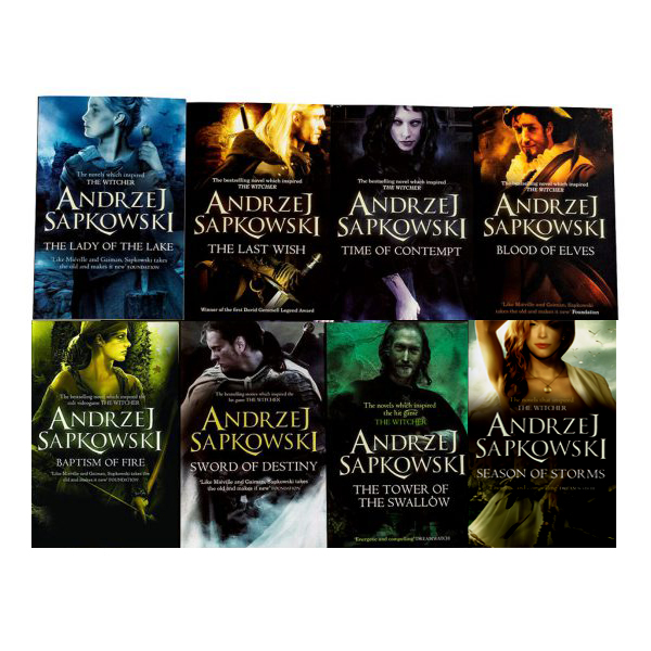 The Witcher Books Series
