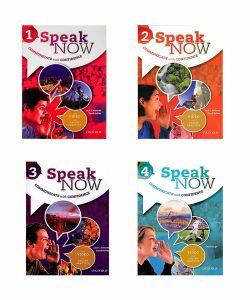 مجموعه کتاب های Speak Now
