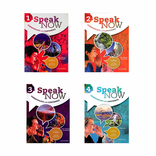 Speak Now Book Series
