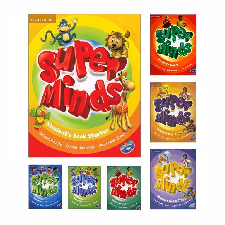 Super Minds Book Series