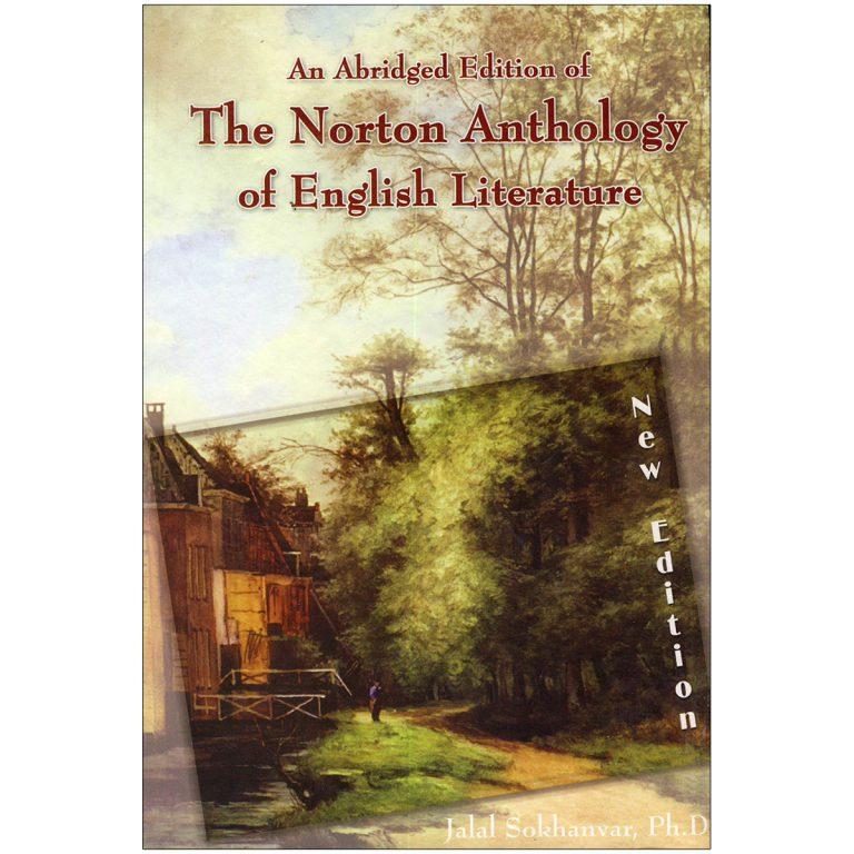 کتاب گزیده نظم و نثر انگلیسی نورتون
