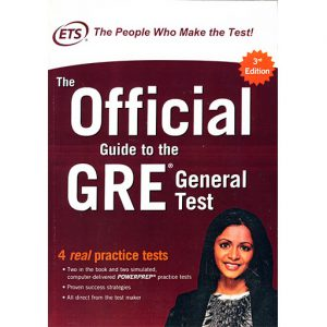 کتاب official guide to gre