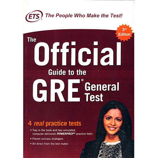 Official Guide to GRE by Educational Testing Service