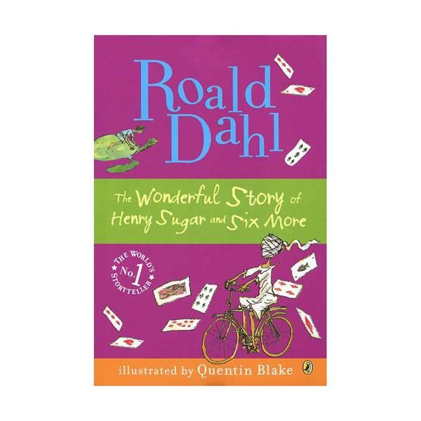 Roald Dahl The Wonderful Story of Henry Sugar and Six More