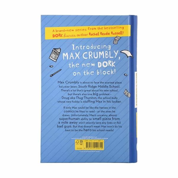 Locker Hero – Misadventures of Max Crumbly 1