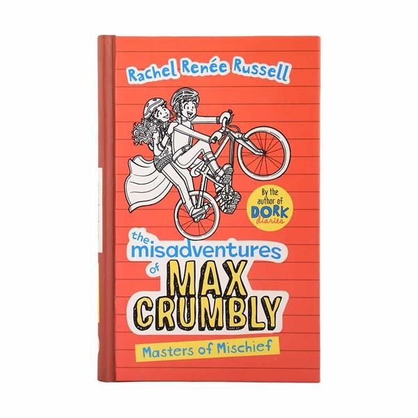 Masters of Mischief – Misadventures of Max Crumbly 3