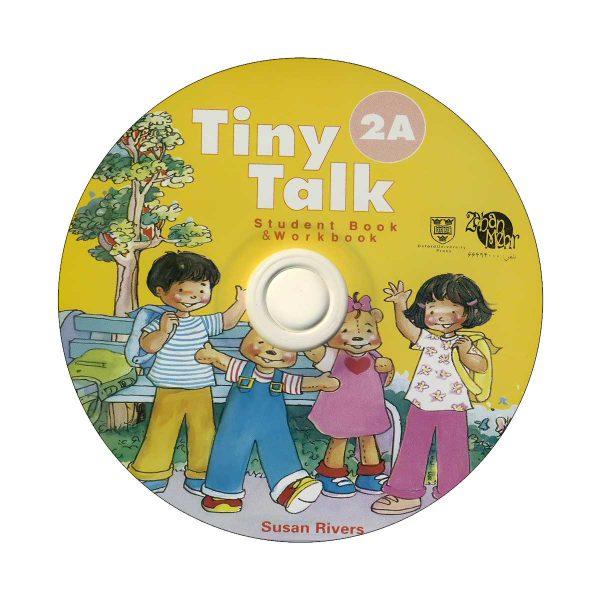 Tiny Talks Series Student Book & Workbook & Flash Cards