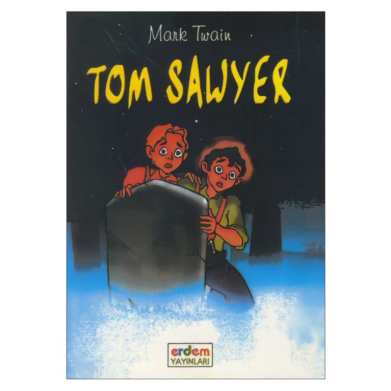 رمان ترکی Tom Sawyer