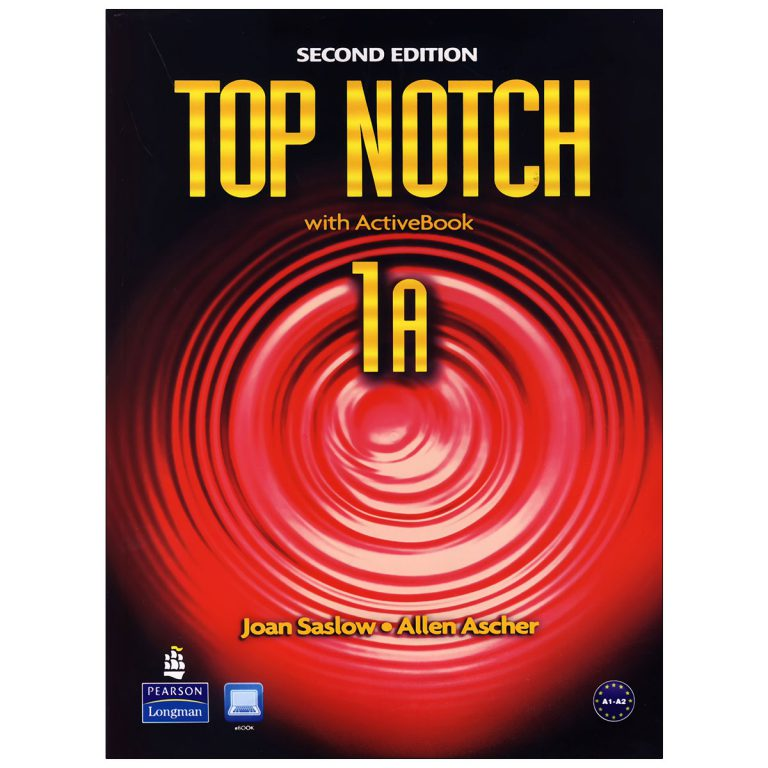 Top Notch 1A Second Edition