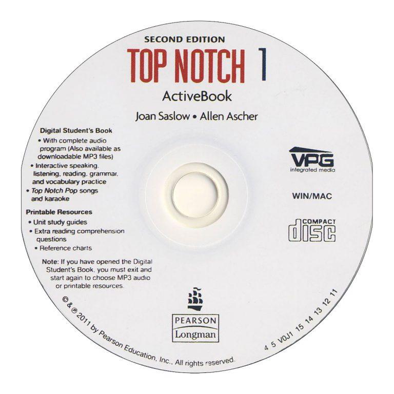 Top Notch 1B Second Edition