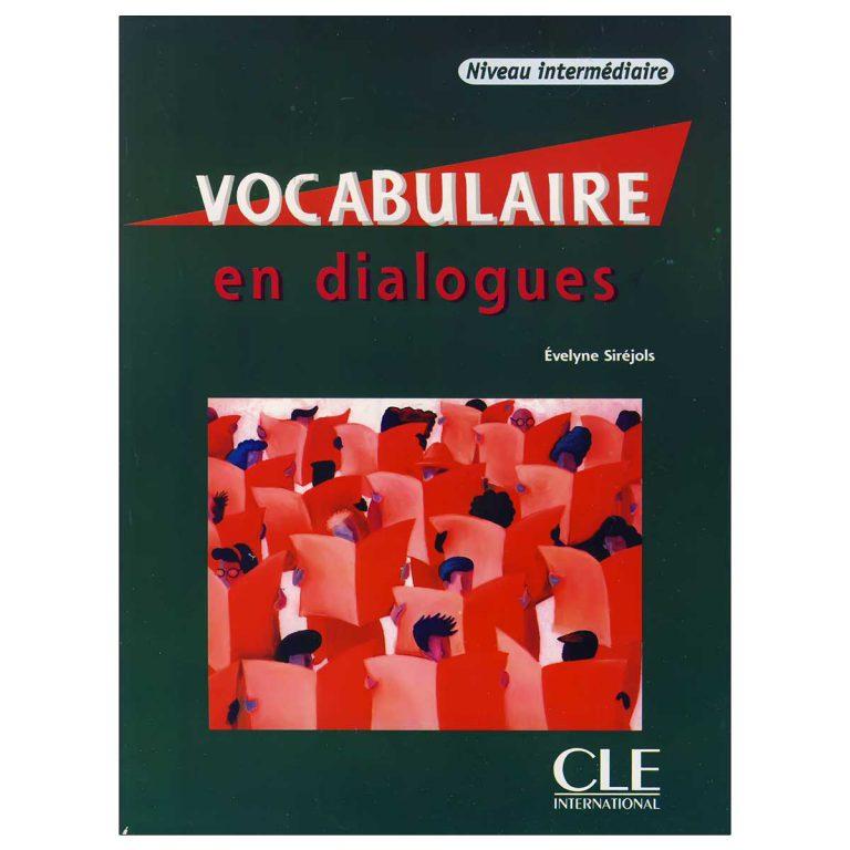 Vocabulaire en dialogues niveau intermediaire