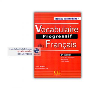vocabulaire progressive du francais niveau intermediaire